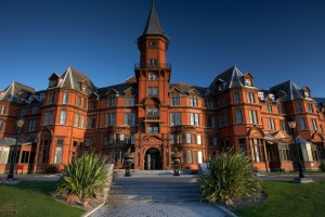 The Slieve Donard Hotel Resort and Spa.