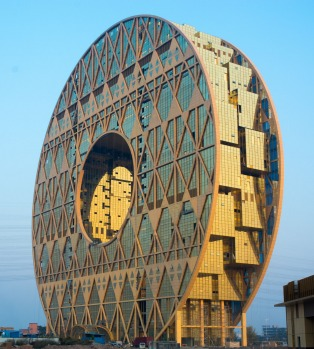 Architecture in China: The 10 craziest Chinese buildings