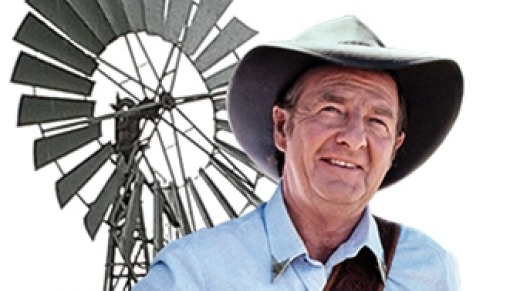 Slim Dusty captured the mood of rural Australia.