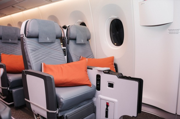 Airline review: Singapore Airlines A350 business class, Singapore to ...