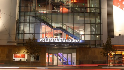 The Grammy Museum in Los Angeles.