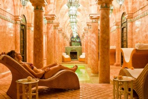 La Sultana's spa is the crown jewel in the hotel's offerings.