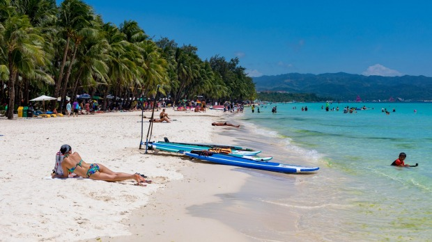 Best Month To Visit Boracay Island