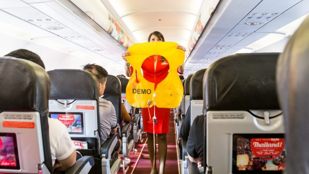 Theft From Planes Passengers Are Stealing Pillows