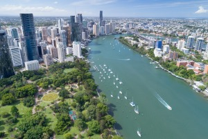 Brisbane has a river, as wide as the smiles of those who get to live near it, and visitors should be making the most of it.