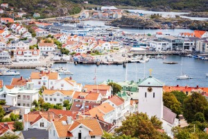 Marstrand on the Swedish west coast is the country's sailing capital.