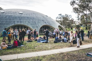 The Shine Dome, Canberra.
