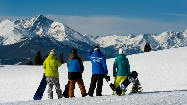 Vail's Epic Pass let's Australians ski at Vail and Whistler, among other international destinations.