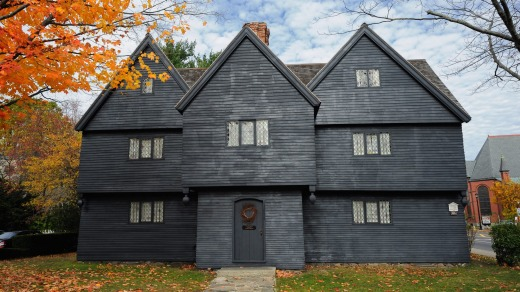 The Jonathan Corwin House in Salem,  known as The Witch House, was the home of Judge Jonathan Corwin and has direct ties ...
