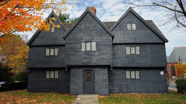 The Witch House: Happy fun times would have been had in 1600s Salem, Massachusetts.