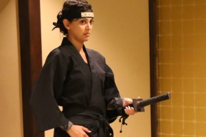 The Ninja Dojo and Store in Kyoto teaches the skills that go towards making a ninja.