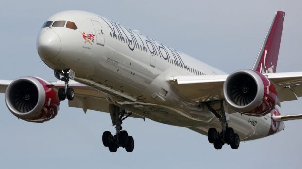 Richard Branson wants Virgin Atlantic to compete with Qantas on the much-vaunted London to Perth route.