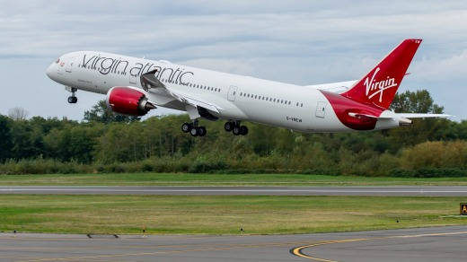 The airline has 17 Boeing 787s in its fleet, the same aircraft Qantas flies from Perth to London.