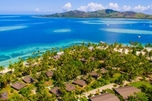 Plantation Island Resort, Fiji.