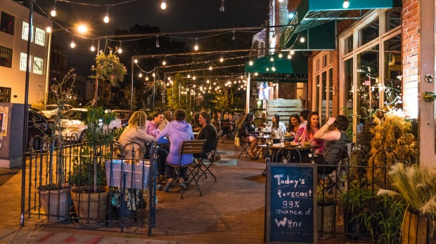 Washington Dc Us Capitals Surprising Hipster Side Of Cool Bars