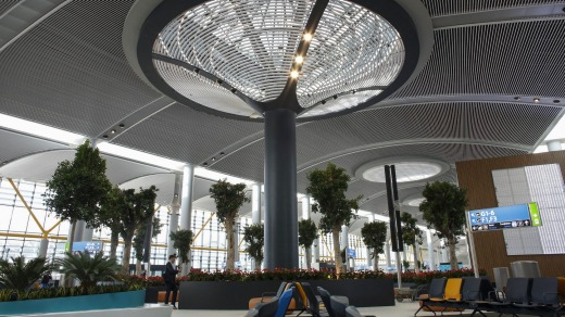 Once fully operational, the new airport will employ 100,000 people directly and will serve 100 million passengers per ...