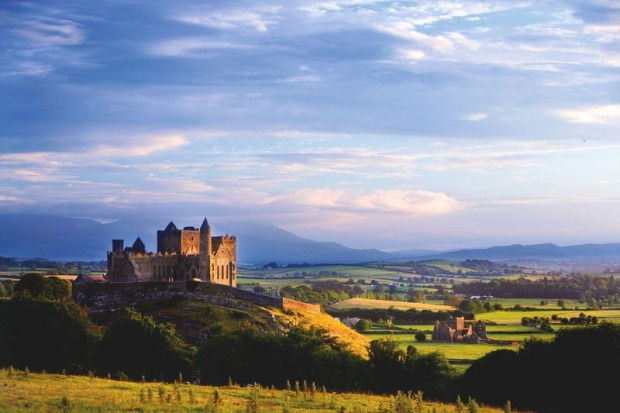 Rock of Cashel, Co. Tipperary.