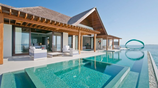 Niyama Private Islands Maldives resort has 87 private pool villas.