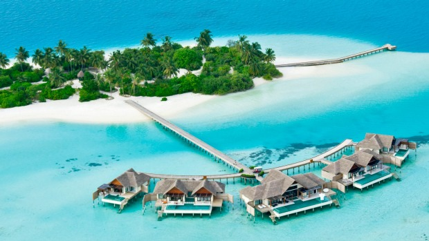 New research shows that low-lying islands like  those found in the Maldives may not be at risk.