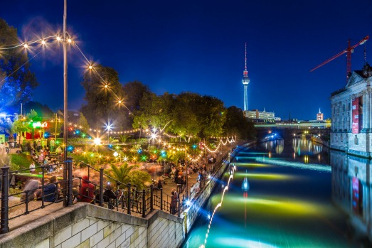 STRANDBAR MITTE, GERMANY: If there is one thing that Berliners are good at, it is throwing a party. In summer, the ...