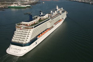 Celebrity Eclipse is bound for Australia later this year.