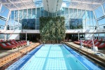 Celebrity Eclipse's Solarium.