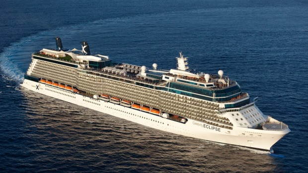 Celebrity Eclipse will be based in Melbourne for the 2020/21 cruising season.
