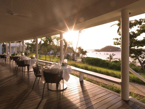 With only 40 rooms and villas furnished in neutral tones and natural fibres, and the communal areas of the Driftwood bar ...