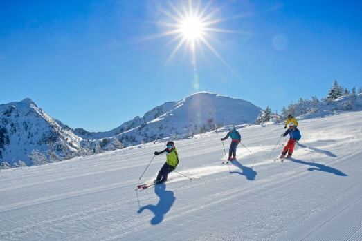 DACHSTEIN-TAUERN: An hour from Salzburg in northern Styria and centred on the resort of Schladming, this region is a ...