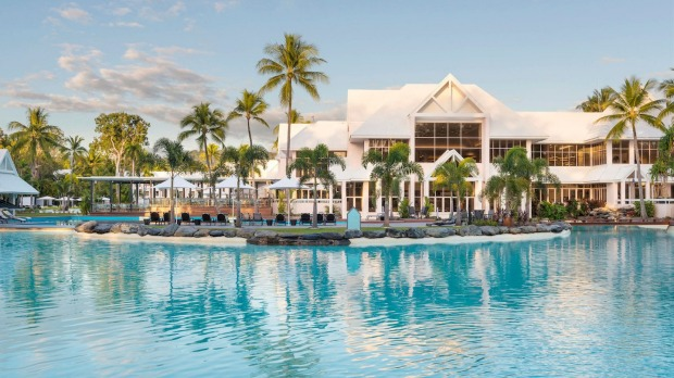 Sheraton Grand Mirage, Port Douglas.