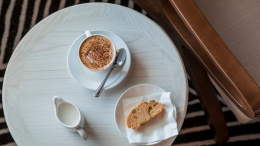 P&O says it appreciates the importance of making and serving consistently good coffee on board.
