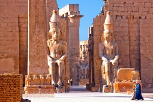 The tourism boom is being enthusiastically welcomed in Luxor.