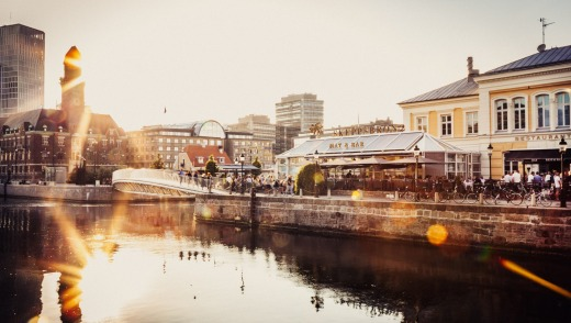 Malmo is a culinary stronghold, with three Michelin-starred restaurants.