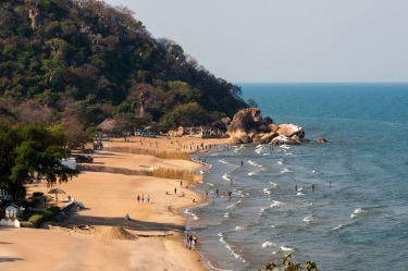 Lake Malawi, Malawi: Home to more species of fish than any other lake, Lake Malawi is formed by the African continental ...