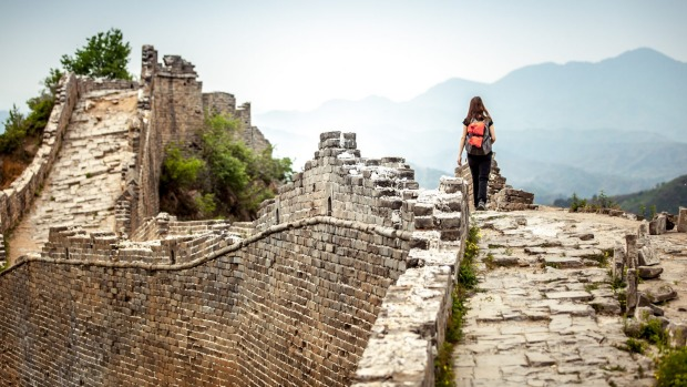 See the best of Asia with Wendy Wu.