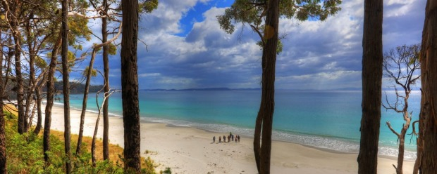 Explore Tasmania's remote and beautiful beaches with expert guides.