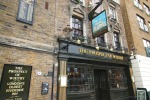 THE PROSPECT OF WHITBY: In the Middle Ages, English pubs were both venues for socialising and inns where travellers ...