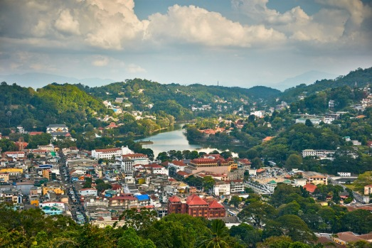 KANDY: In the centre of the country just over 100 kilometres from the capital, Colombo, Kandy is home to the Temple of ...