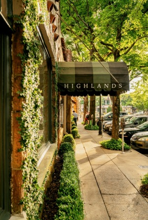 The Highlands Highlands Bar and Grill in Birmingham, Alabama.