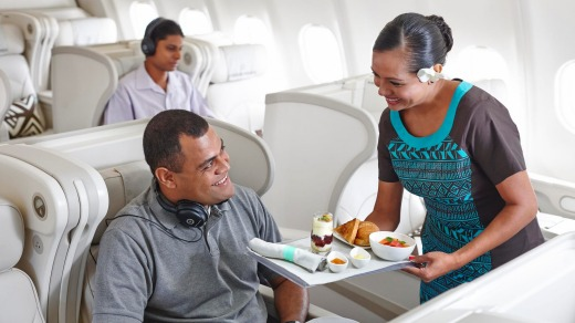 Fiji Airways has given 775 staff 48 hours to return company property and collect personal belongings from the office.