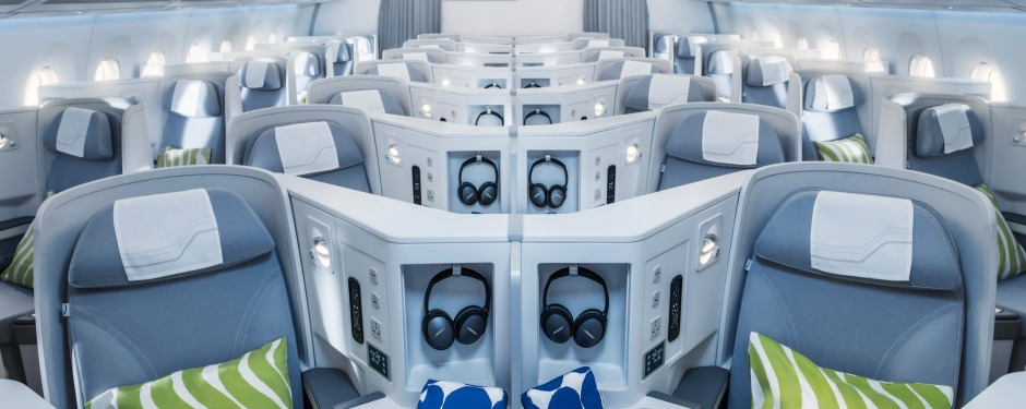 sunnov4design SUPPLIED - https://gallery.finnair.com Finnair A350 with Marimekko design collaboration - business ...