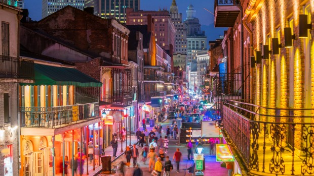 New Orleans has been through a lot over the past 300 years.