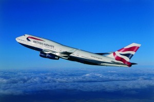 The British Airways flight from London City Airport was supposed to head to Dusseldorf, Germany but ended up in ...