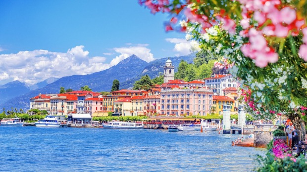 Beautiful Lake Como.