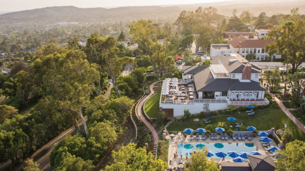 Despite its 100 years El Encanto has pretty much everything you could want in a 21st-century hotel.
