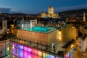 Thermae Bath Spa.