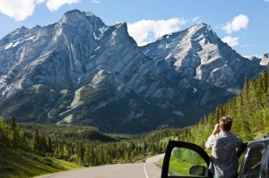 This epic Canadian landscape is best enjoyed on a meandering, overland tour.