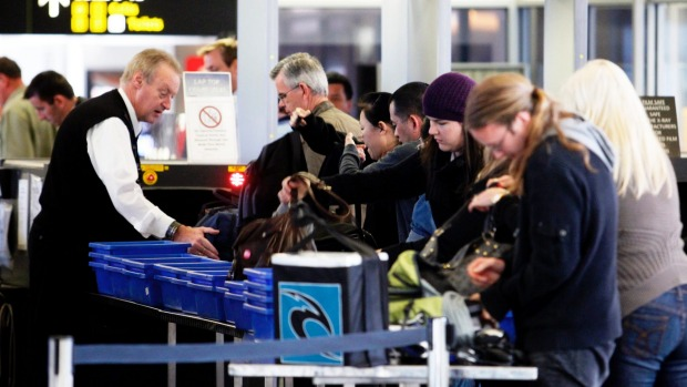 Travellers flying from Melbourne Airport's Terminal 4 will no longer have to remove laptops, liquids or gels from their ...