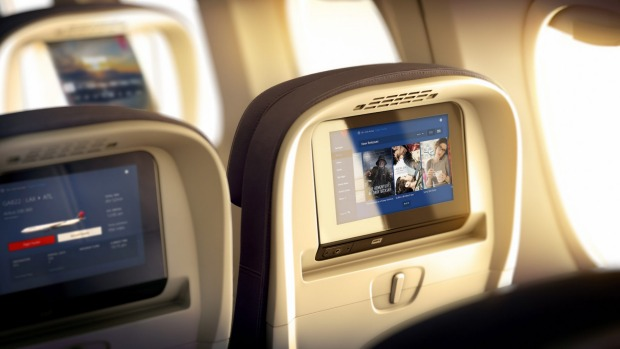 Airline review: Delta Airlines, Los Angeles to Sydney