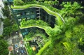 Parkroyal on Pickering has 15,000 square metres of hanging gardens spread across 16 storeys.
